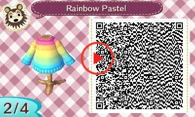 Animal Crossing Qr Codes Clothes Summer - Nicheh