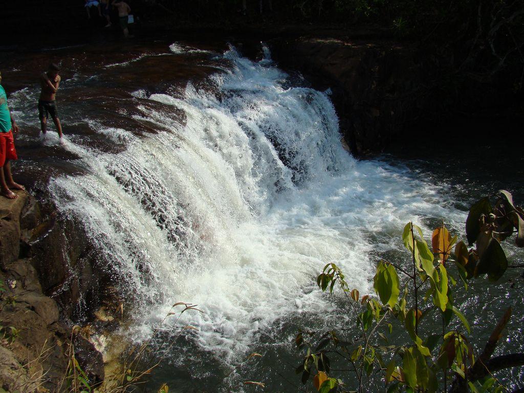 Cachoeira Da Martinha Cachoeira Martinha E Chapada