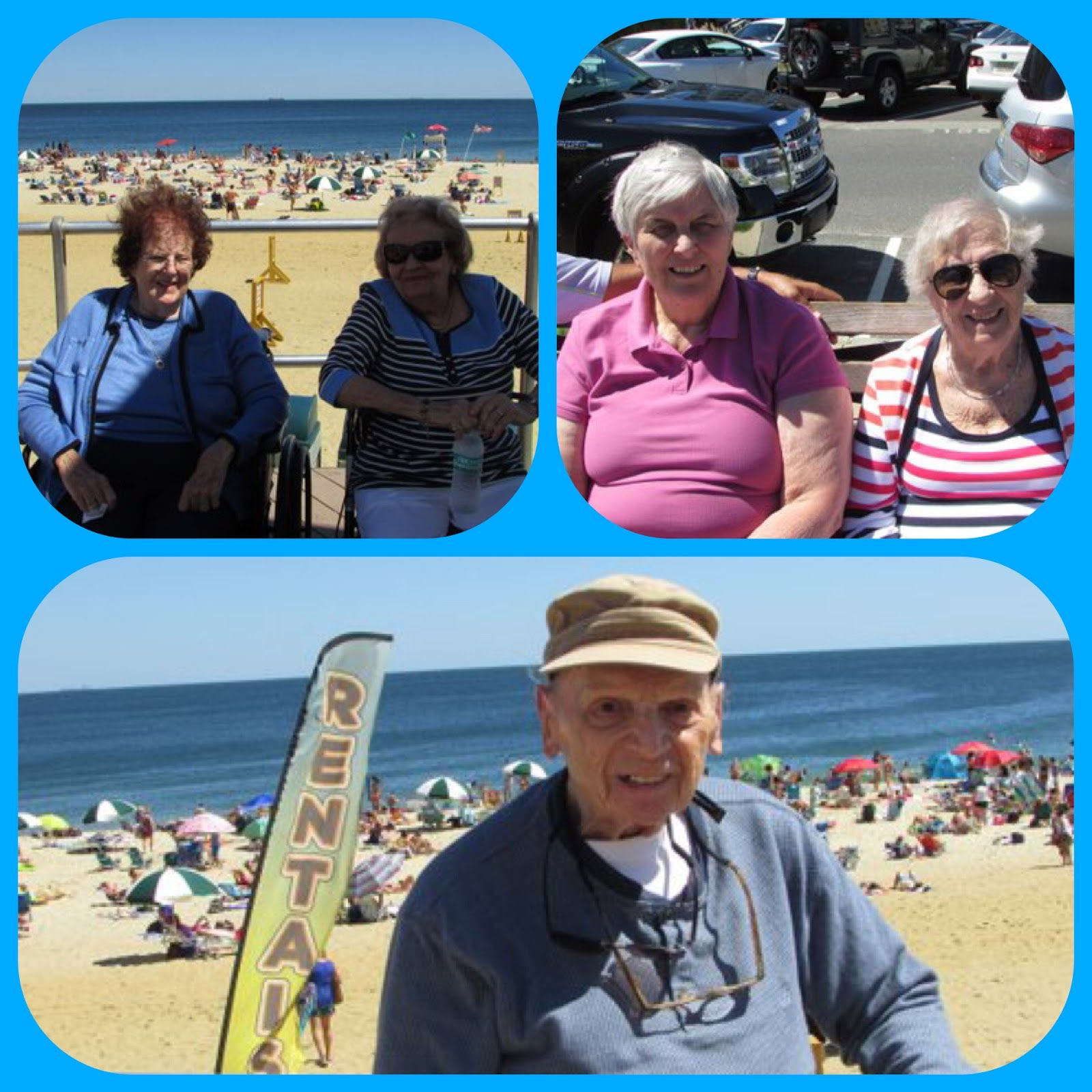 What a beautiful trip down the shore!!!  Our trip to Long Branch and …