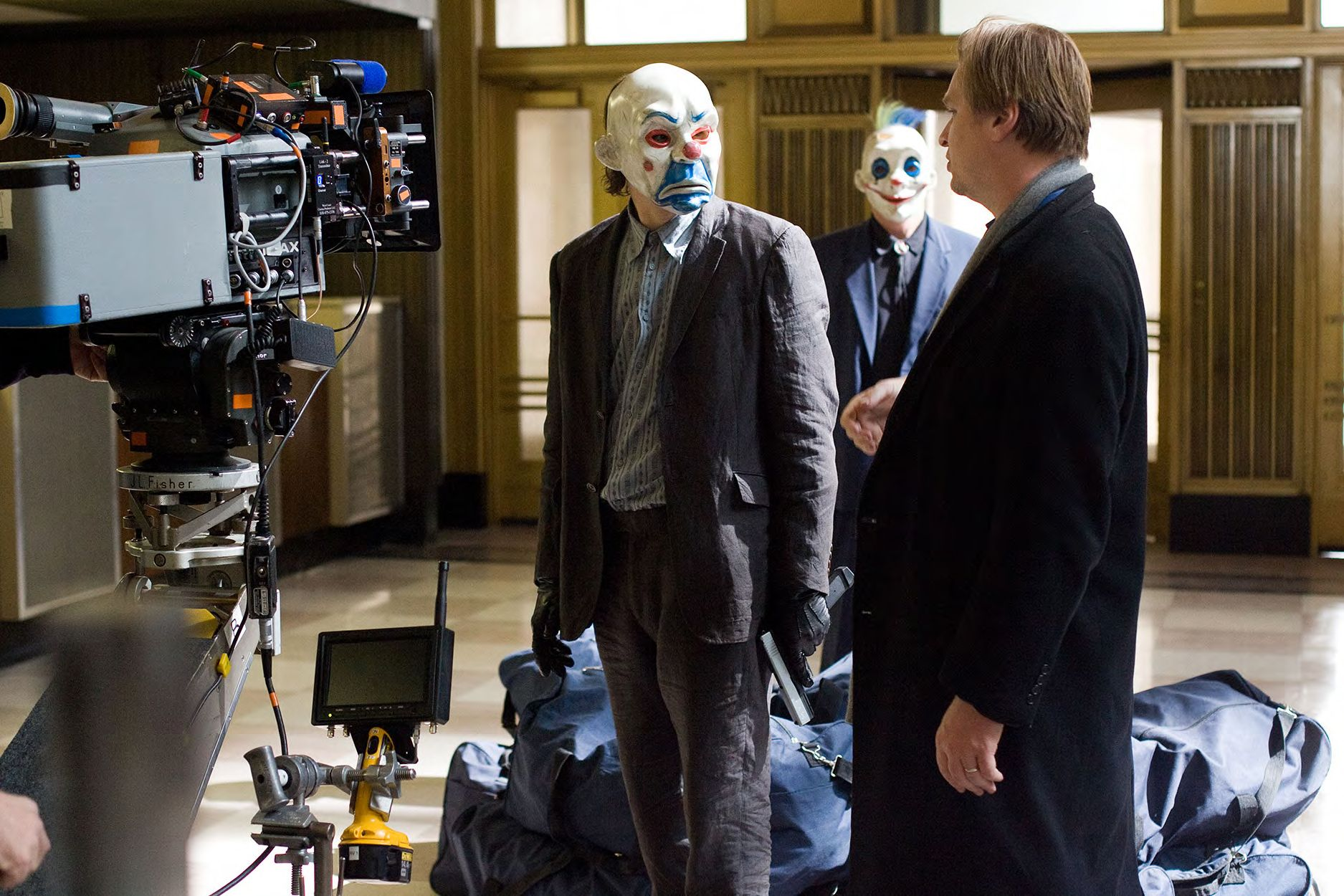 The Art Of The Making Of The Dark Knight Trilogy 39 Out 7 20