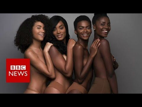 Why Nude Isnt Nude For Women Of Colour Bbc News