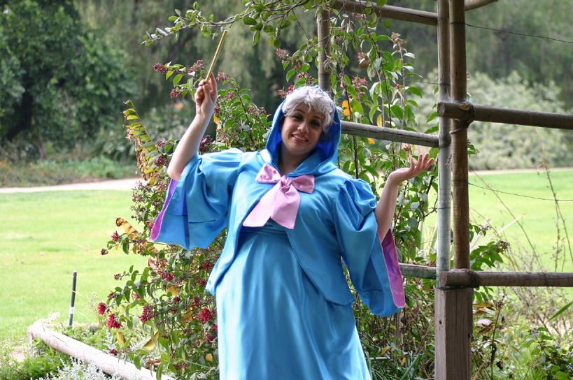 Cinderella Fairy Godmother Costume Pattern Yahoo Search Results