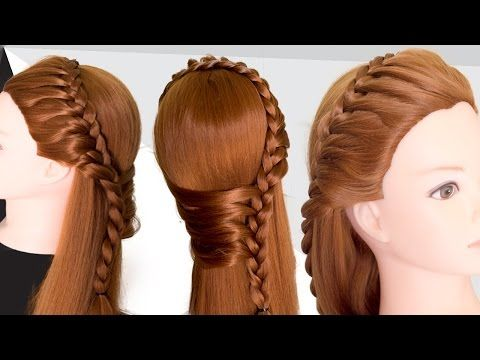 Youtube Latest Hairstyle For Girl Long Hair Girl New Hair Style Girls