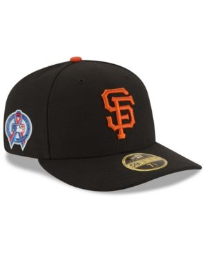 quality design 0c0ee 89502 New Era San Francisco Giants 9-11 Memorial Low Profile 59FIFTY Fitted Cap -  Black 7 3 4