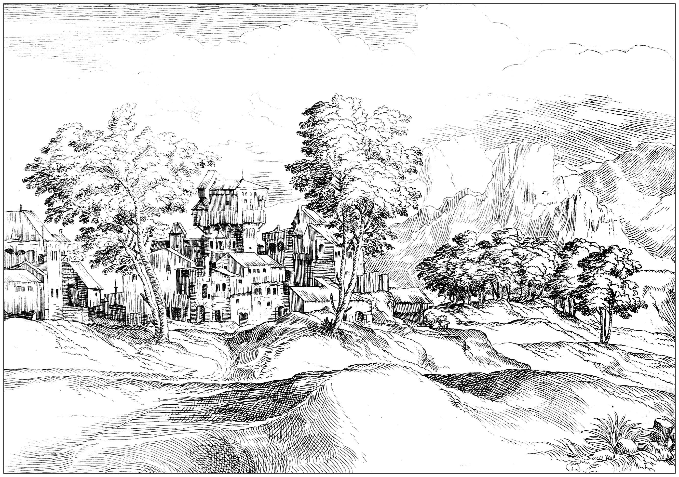 Landscape 17th Century
