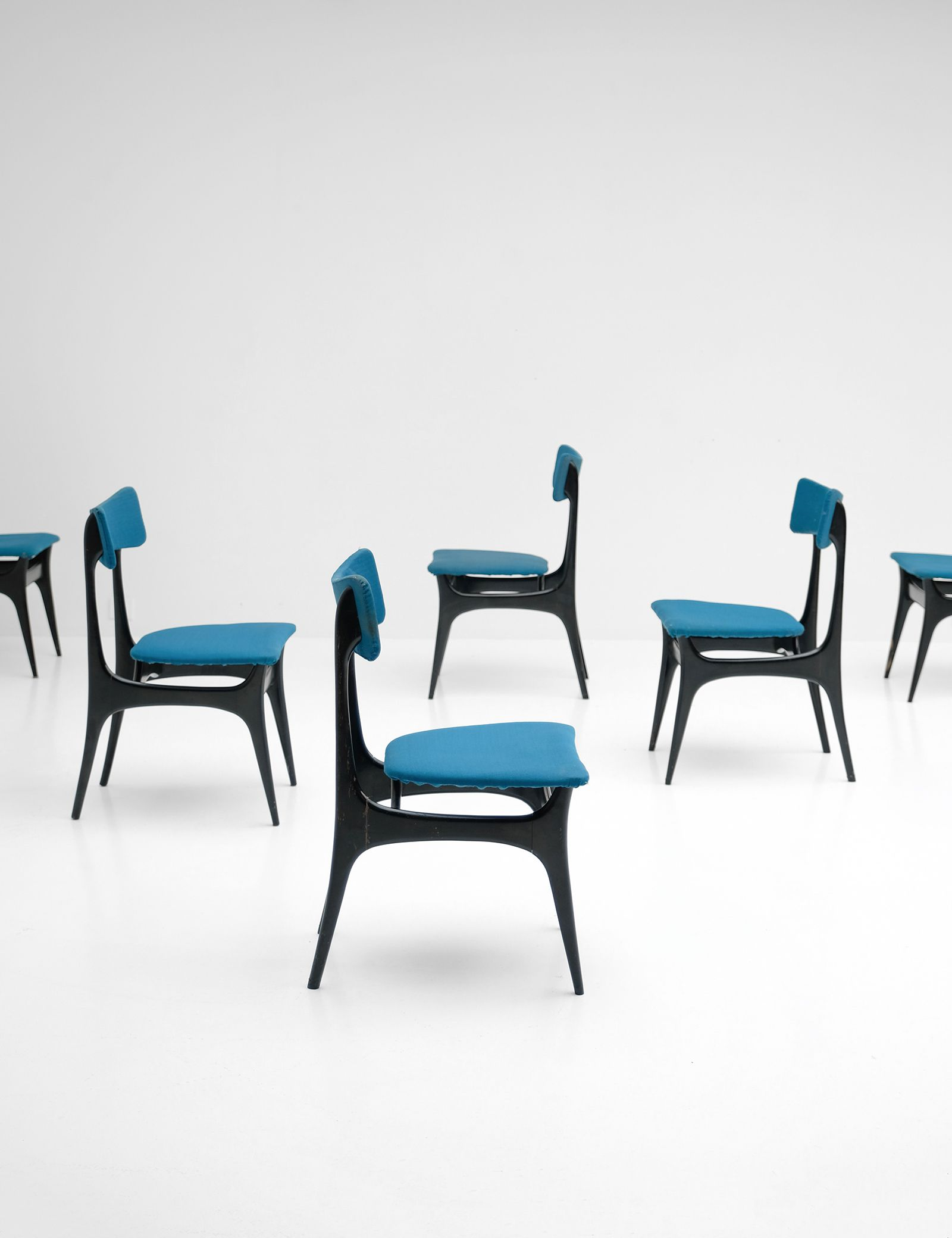 Alfred Hendrickx S3 Dining Chairs For Belform Dining Chairs Chair Dining