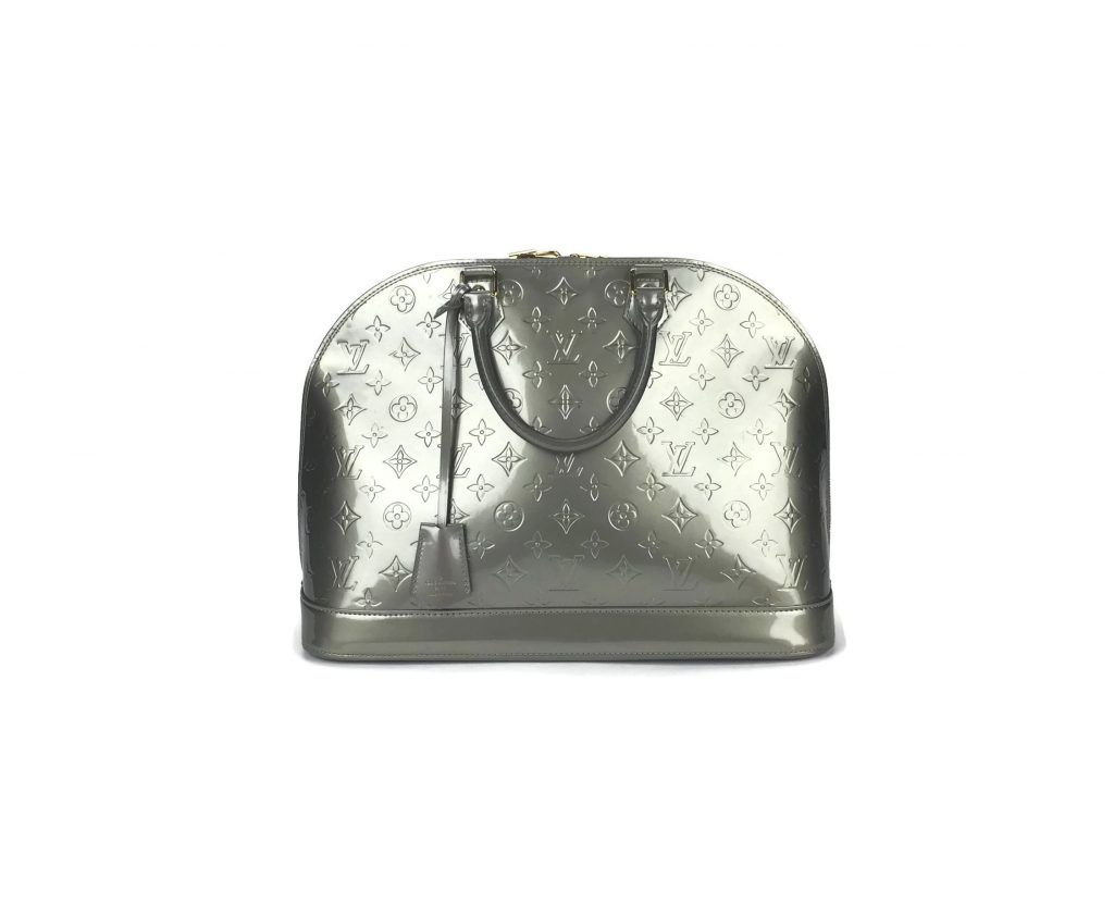 Louis Vuitton Vernis Leather Alma GM
