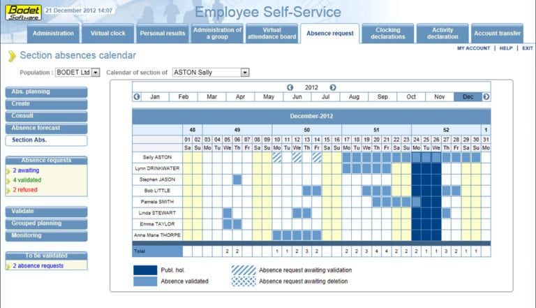 Employee Absence Schedule Template101 Schedule Templates Business Essentials Excel