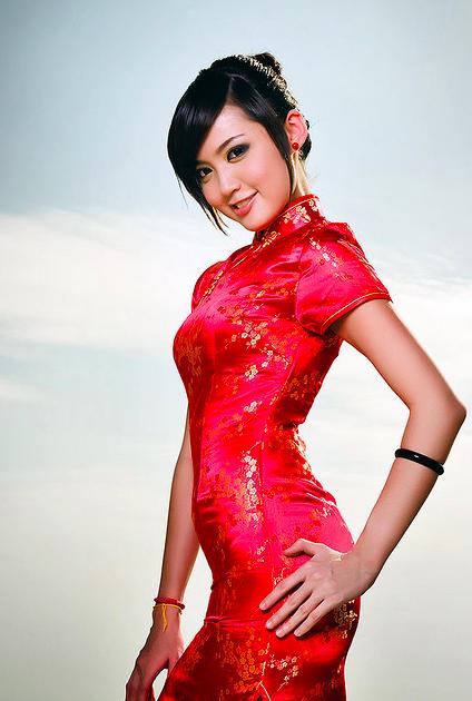 Hair Style For Cheongsam Hairdo Pinterest Cheongsam Dresses
