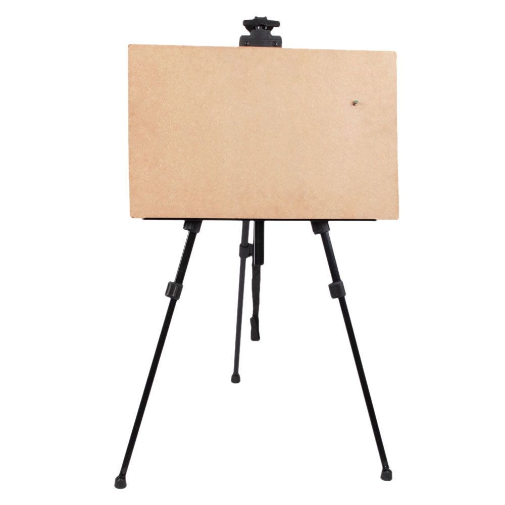 Adjustable Artist Metal Folding Painting Easel Display Tripod Stand Carry Bag Ebay Easel Aluminium Alloy Easels For Sale