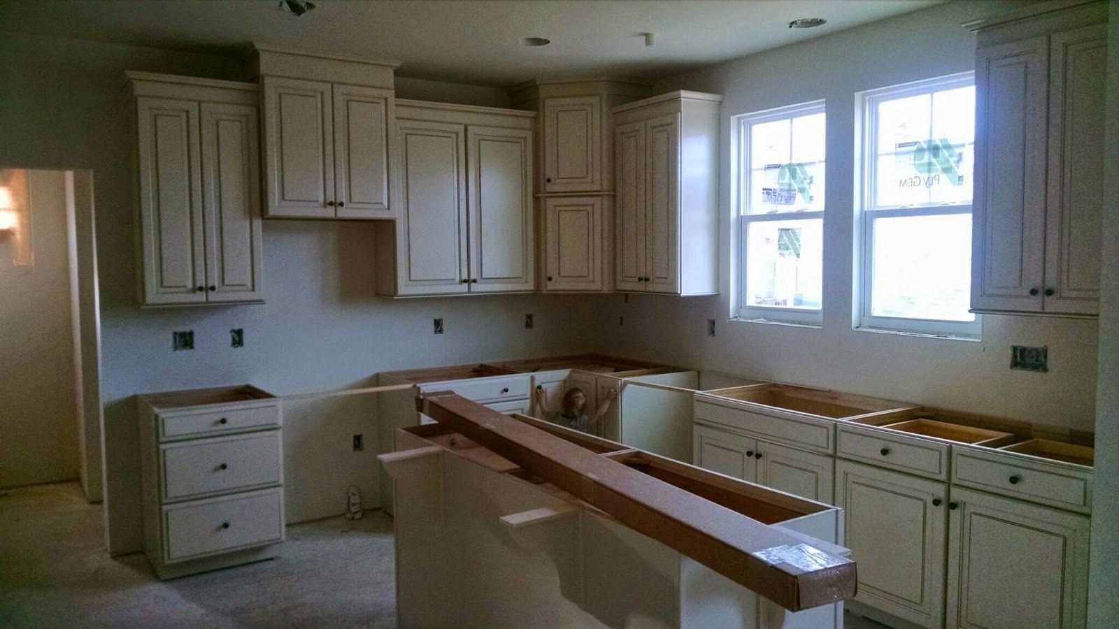 Rushmore's Hazelnut glaze cabinets   Home projects ...