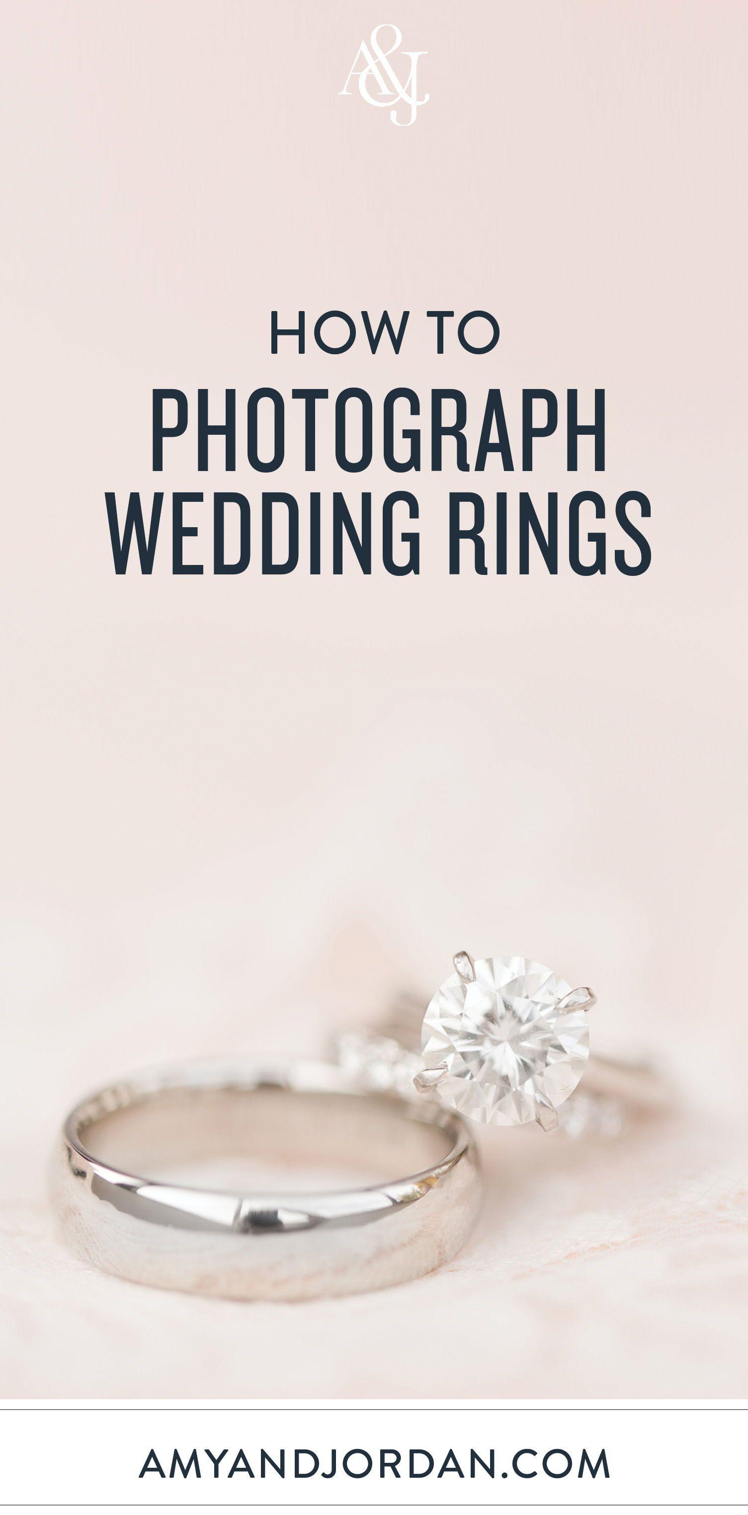 5 steps to nailing ring shots wedding ring photography