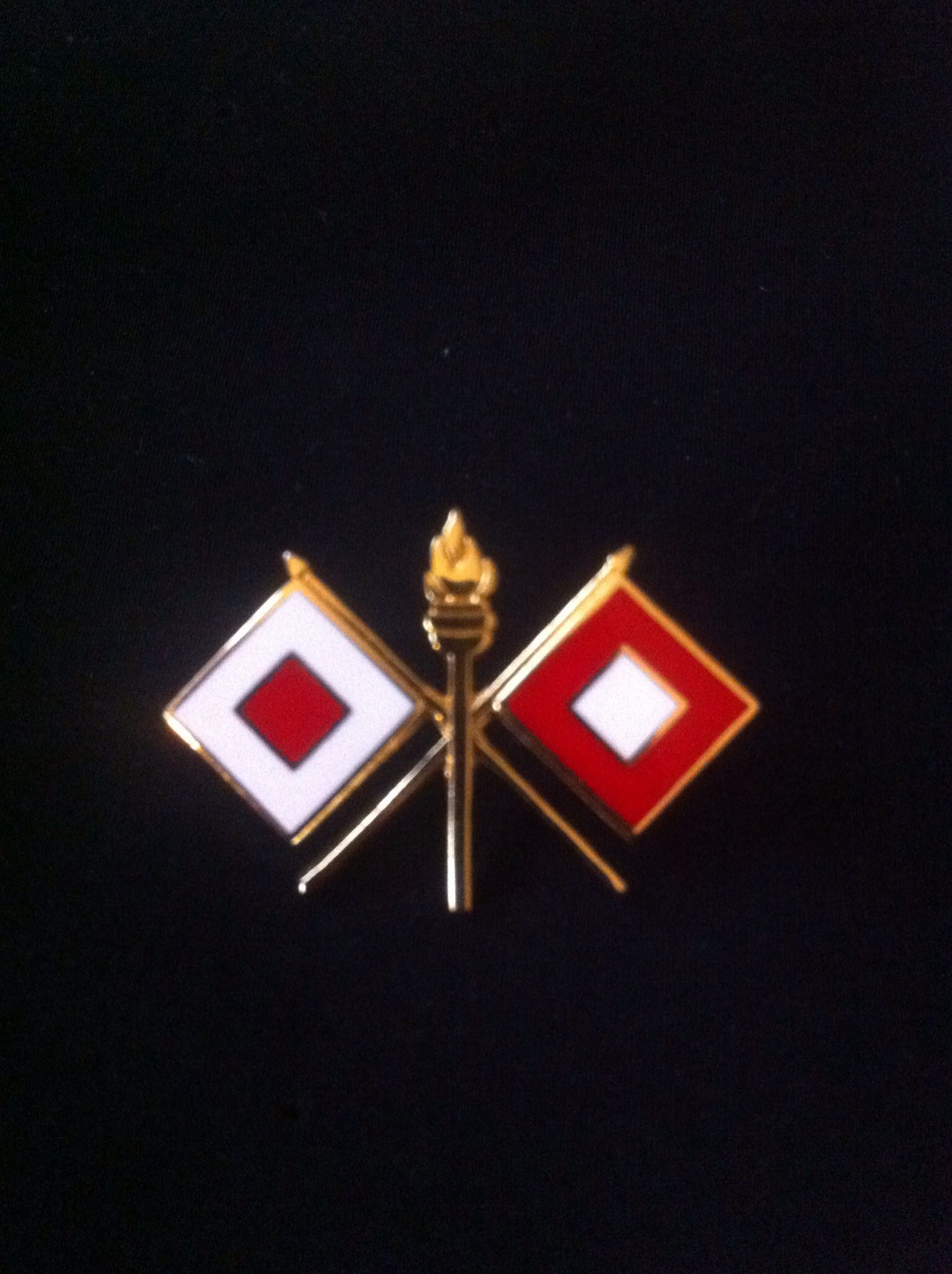 Us Army, Branch Insignia: Signal Corps