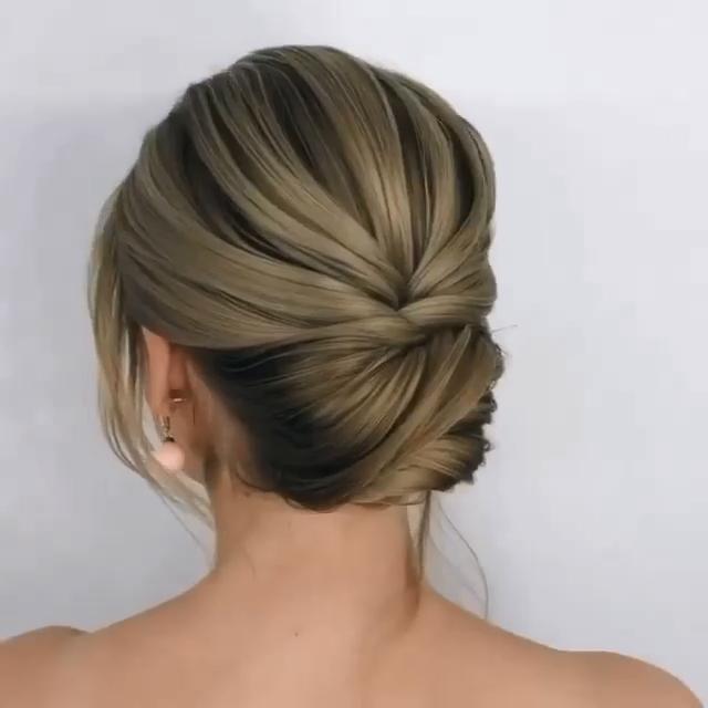 Transformación del cabello  – Peinados