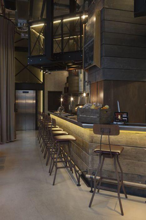 lighting design jobs london. Bread Street Kitchen One New Change 10 Street, London By Hoare Lea Lighting - Design Jobs I