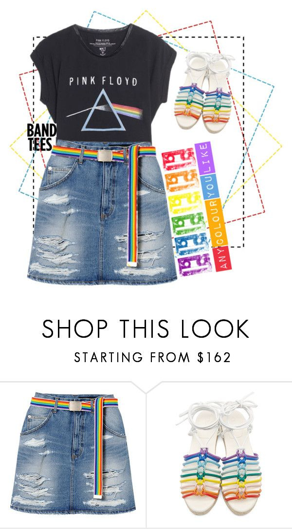 """""""Pink Floyd"""" by mmk2k ❤ liked on Polyvore featuring Universal and Chloé"""