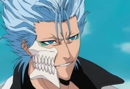 Design Your Anime Character : Grimmjow jaegerjaquez bleach manga manga and anime