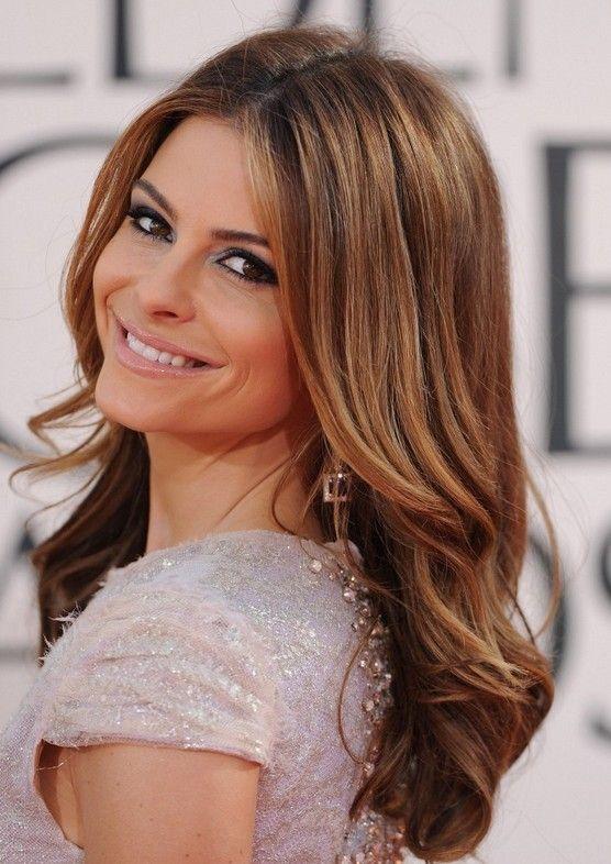 Maria Menounos Hairstyles Frisur Und Bart Promi Frisuren Frisur Hochgesteckt