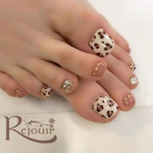 40 Toe Nail Designs For Summer Cute Toe Nails Pretty Toe Nails Pedicure Nails