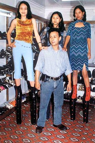 Highest Heels in the World 5 Tallest Shoes of All Time