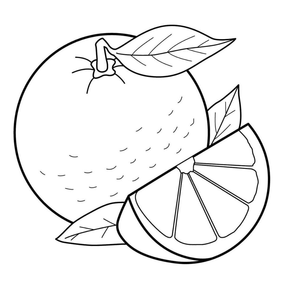 Pin by Okba Rouiai on alfabeto  Fruit coloring pages, Coloring