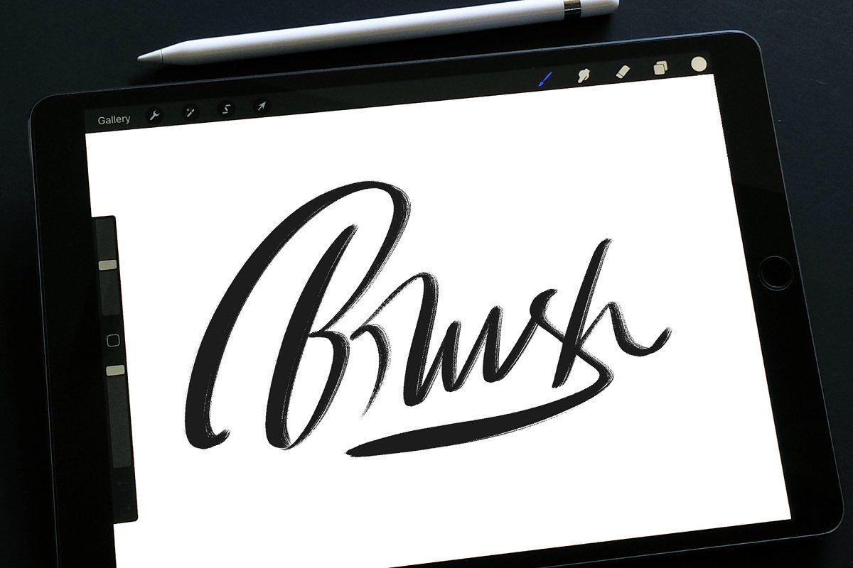 Procreate Custom Brushes