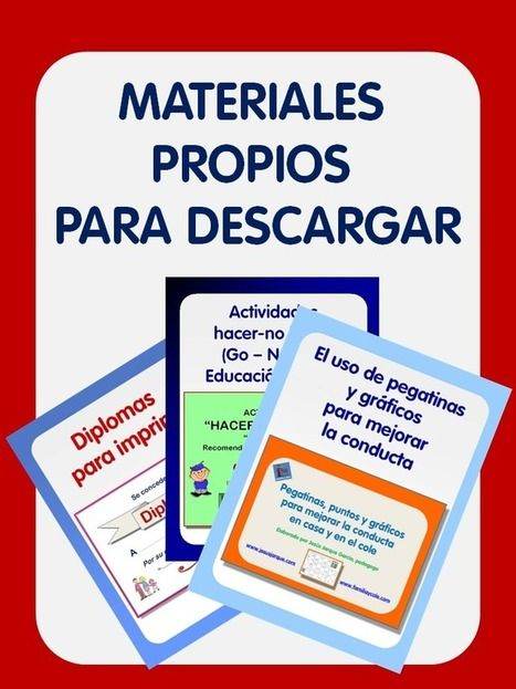 Materiales Educativos Gratuitos Para Descargar E Imprimir Herramientas Educativas 2 0 Familia Y Cole Material Educativo Educacion Infantil