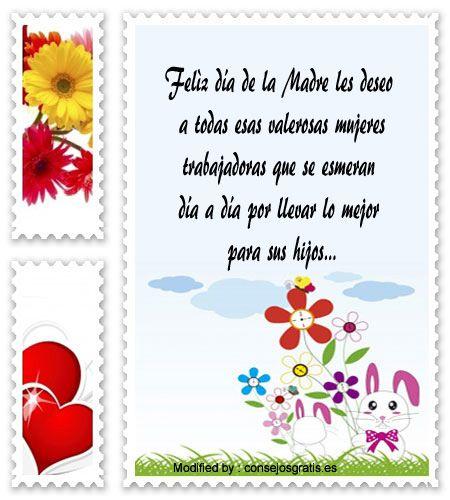Bonitos Discursos Por El Dia De La Madre Dia De Las Madres