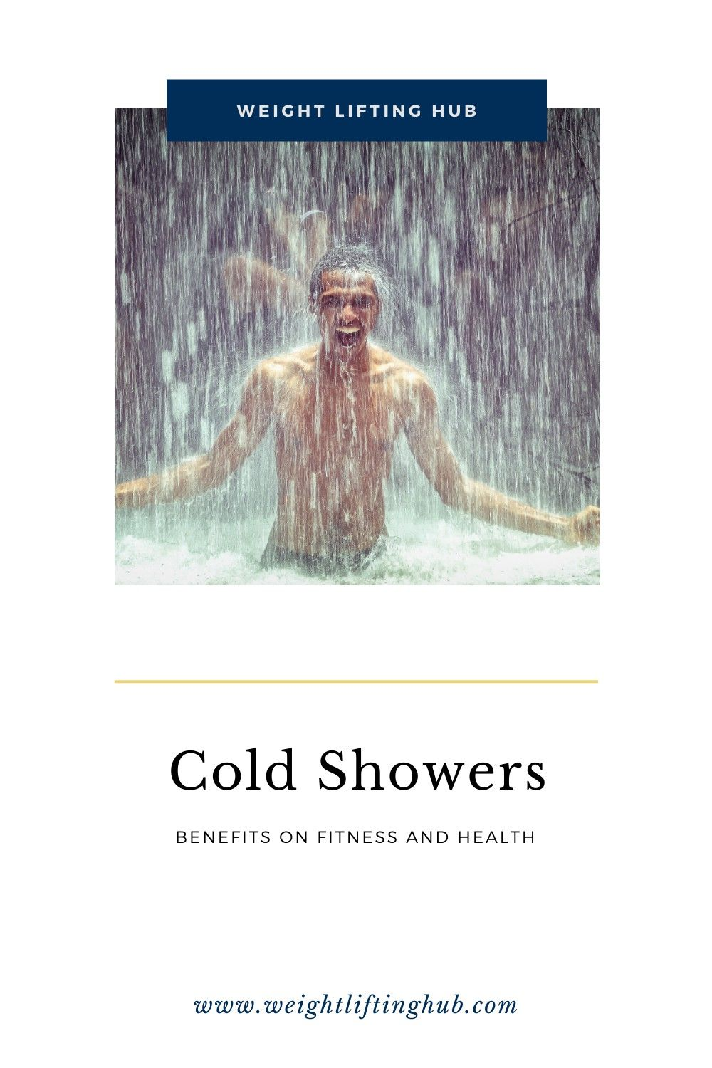 Cold Showers are becoming more popular each day, but they've been around for hundreds of years, if n...