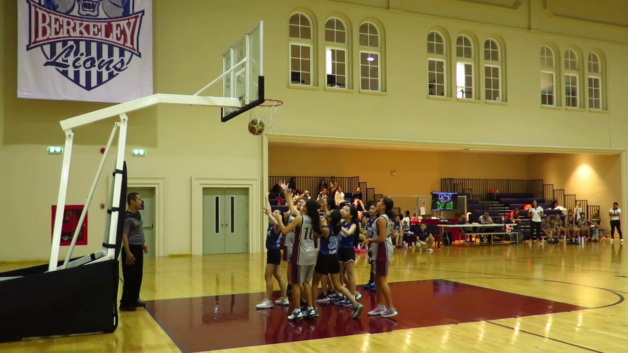 Berkeley's U13 Girls Win AISAA Basketball tournament