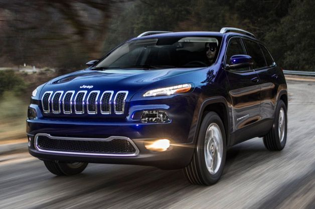 Chrysler Delays 2014 Jeep Cherokee Media Launch Jeep Cherokee