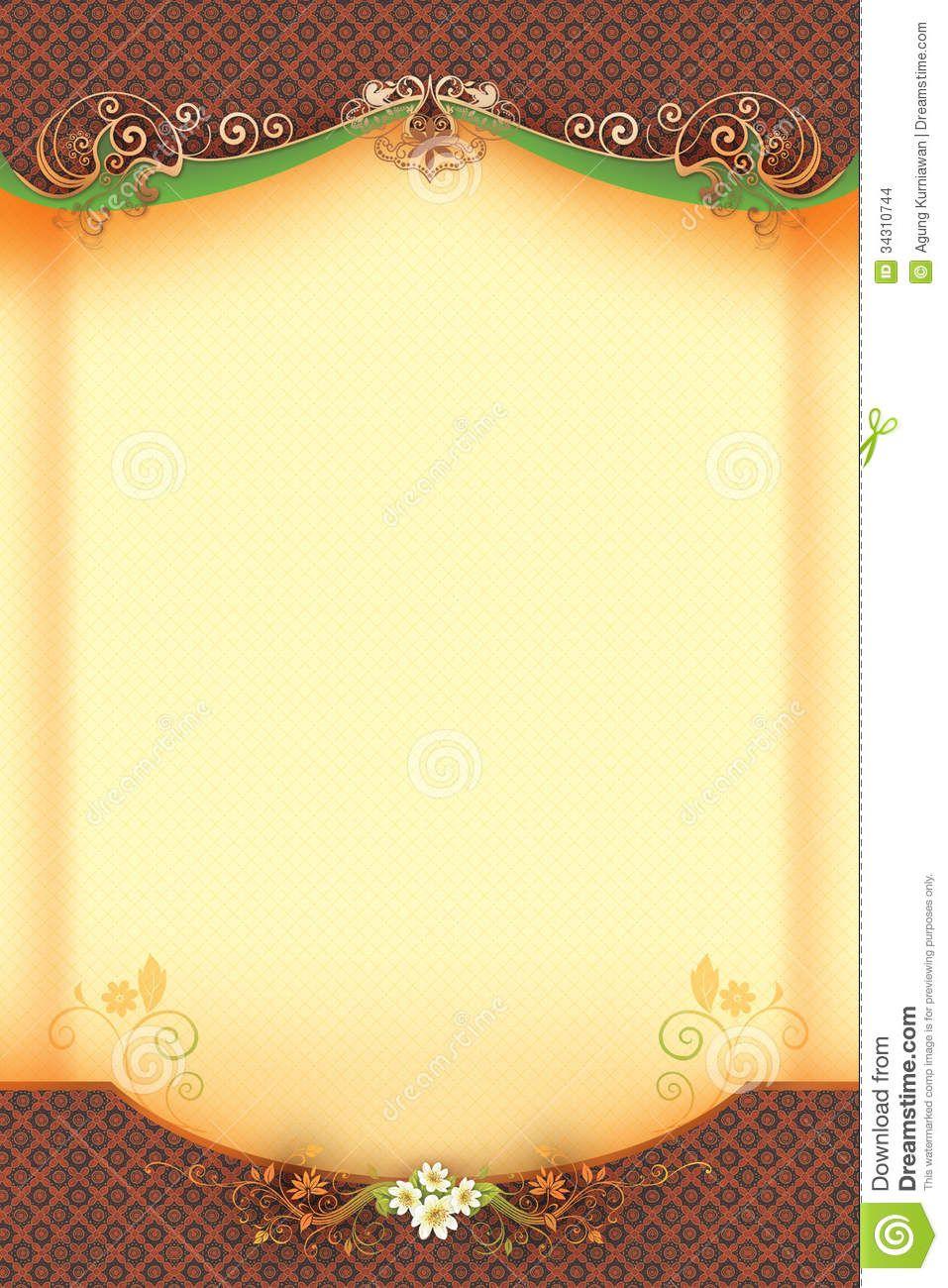 20 Unique Background Of Invitation Card Stock Em 2020