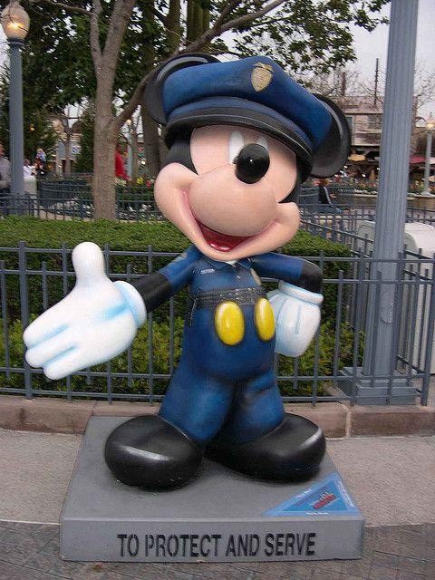Officer Mickey