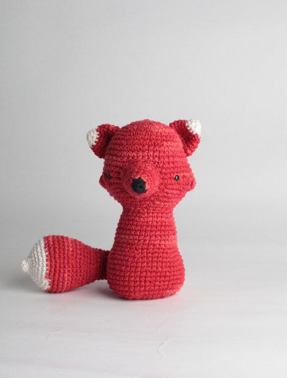 PATRÓN DE GANCHILO amigurumi- Ramón el zorro | crochet knitt muñecos ...