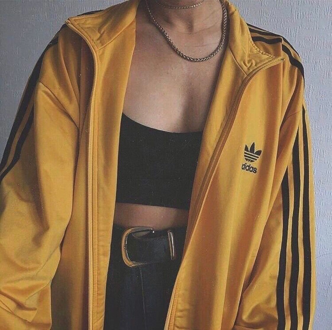 adidas femme vetements veste