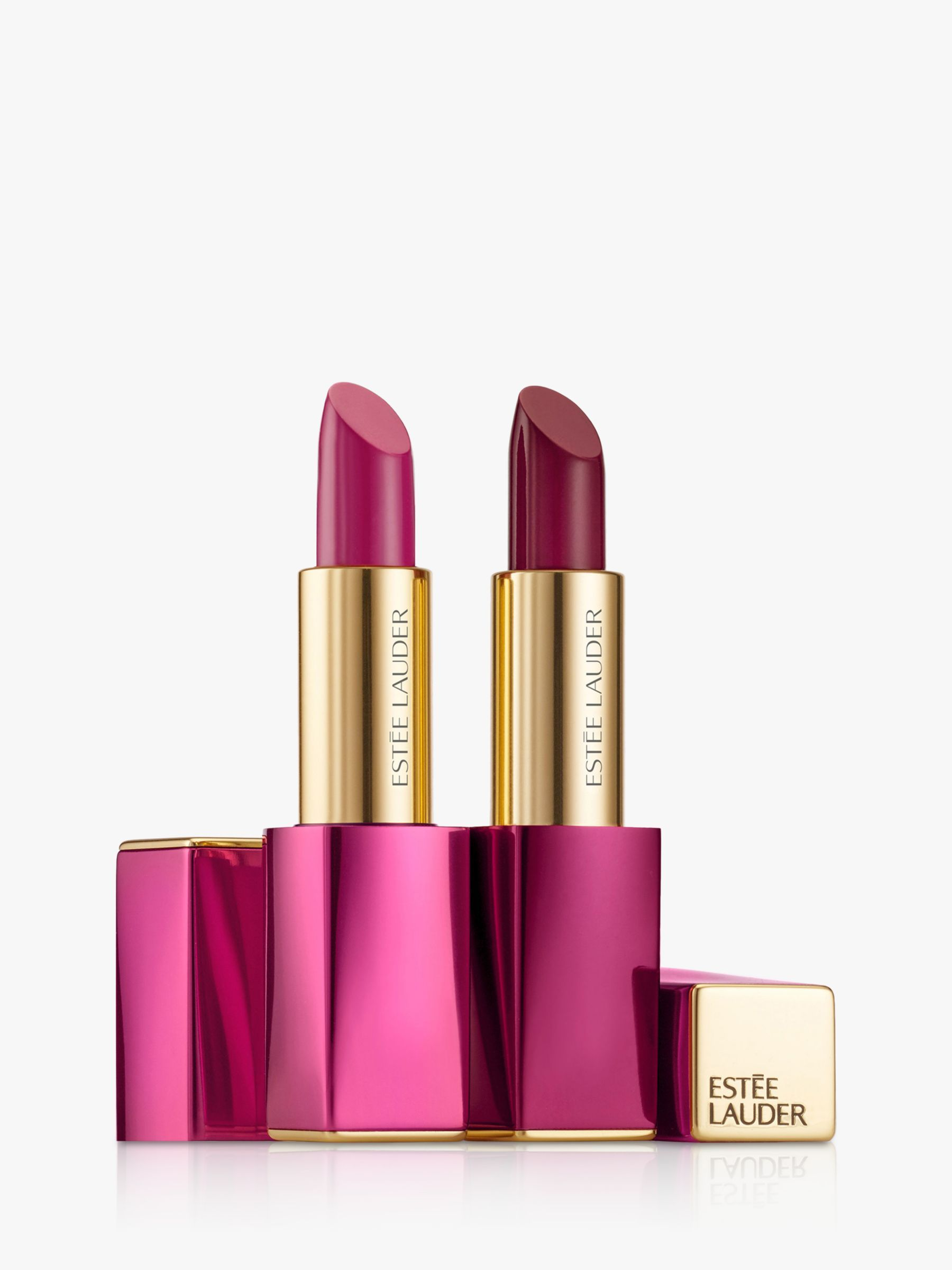 Estée Lauder Perfect Pair Plum Lipstick Makeup Gift Set