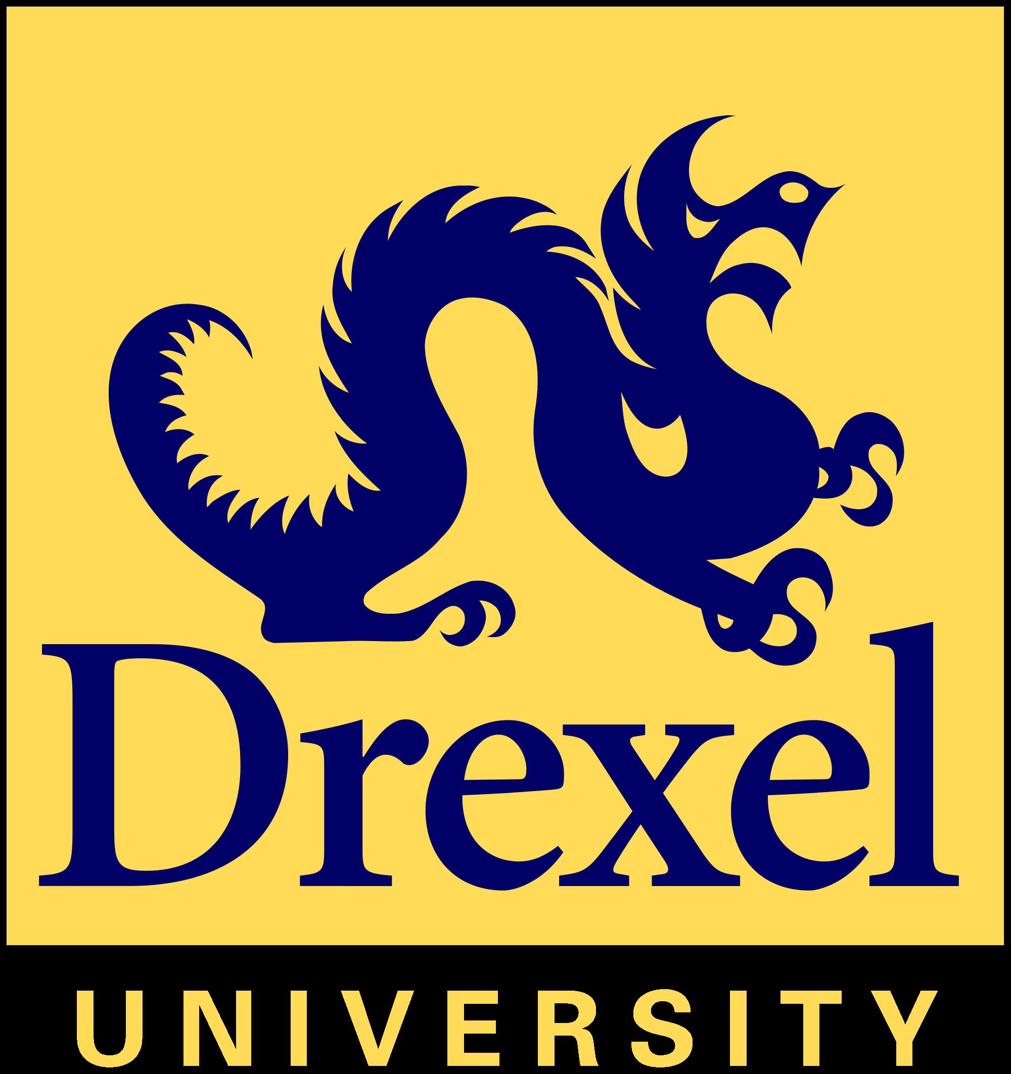 drexel university logo (With images) University logo