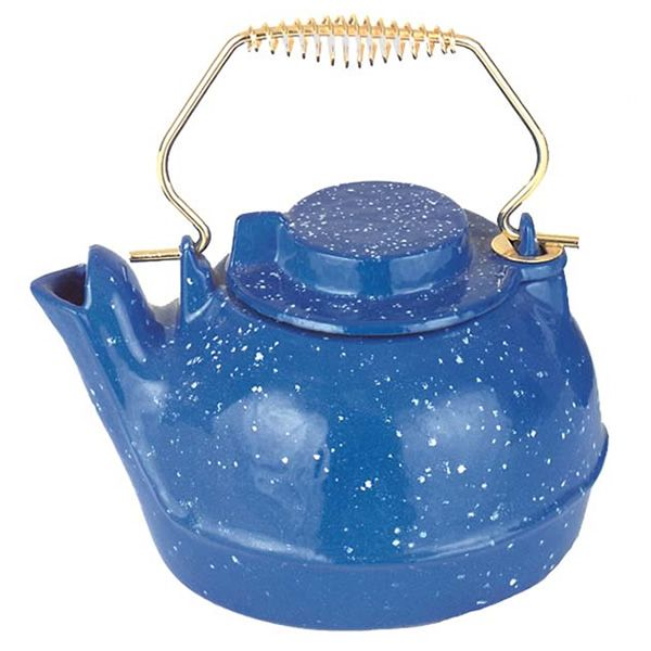 Blue Enamel Humidifier - 3 Quarts | WoodlandDirect.com ...