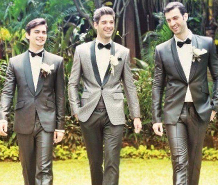 tips memilih setelan jas pria untuk pernikahan outdoor thewedding