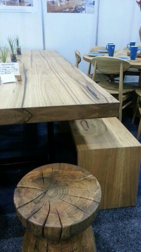 Solid Timber Victorian Ash Dining Table #arranmore Furniture #hshs  Renderitoz