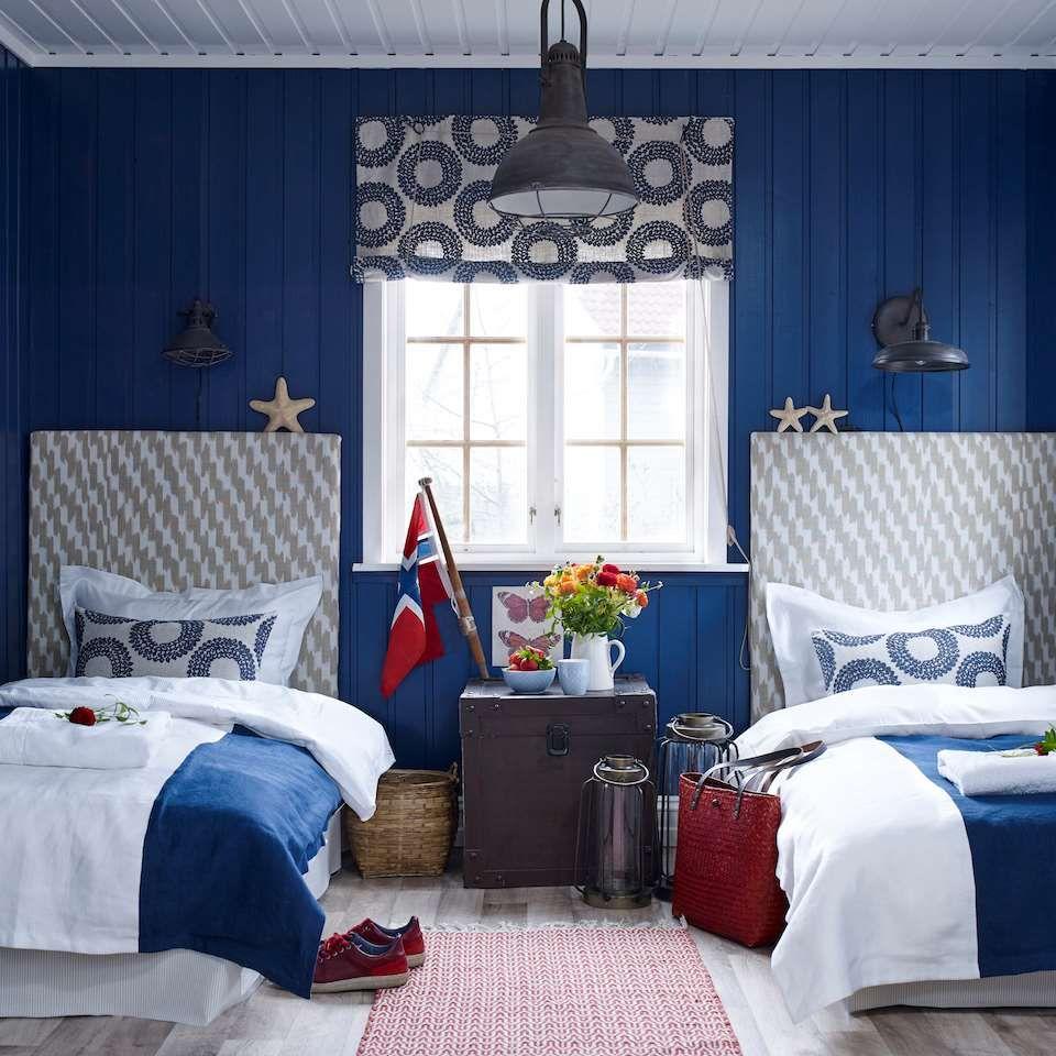 Photo of Blåfarger til soverom