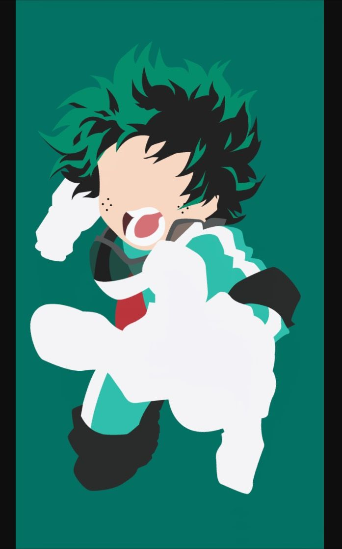 Deku Wallpaper Anime Wallpaper Hero Wallpaper Anime
