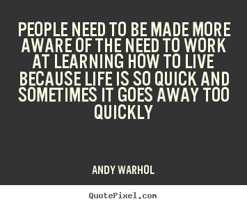 "Andy Warhol Quotes Andy Warhol"" Quotes  Google Search  Mind  Warhol  Pinterest"