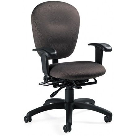 Global Scale 3021 3 Ergonomic Chair Adjustable Chairs Small Chair