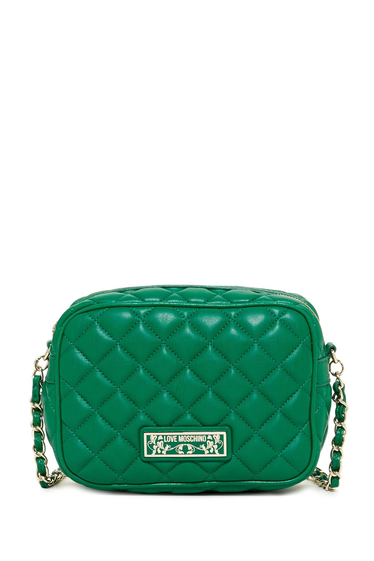 Love Moschino Quilted Crossbody Nordstrom Rack