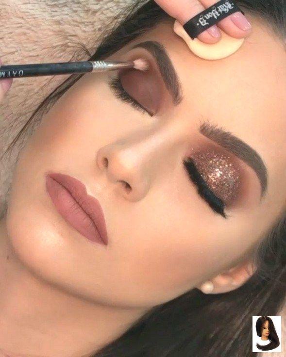 25 mejores ideas de maquillaje de sombra de ojos para Brown Eyes 14 – Modelos de vestido