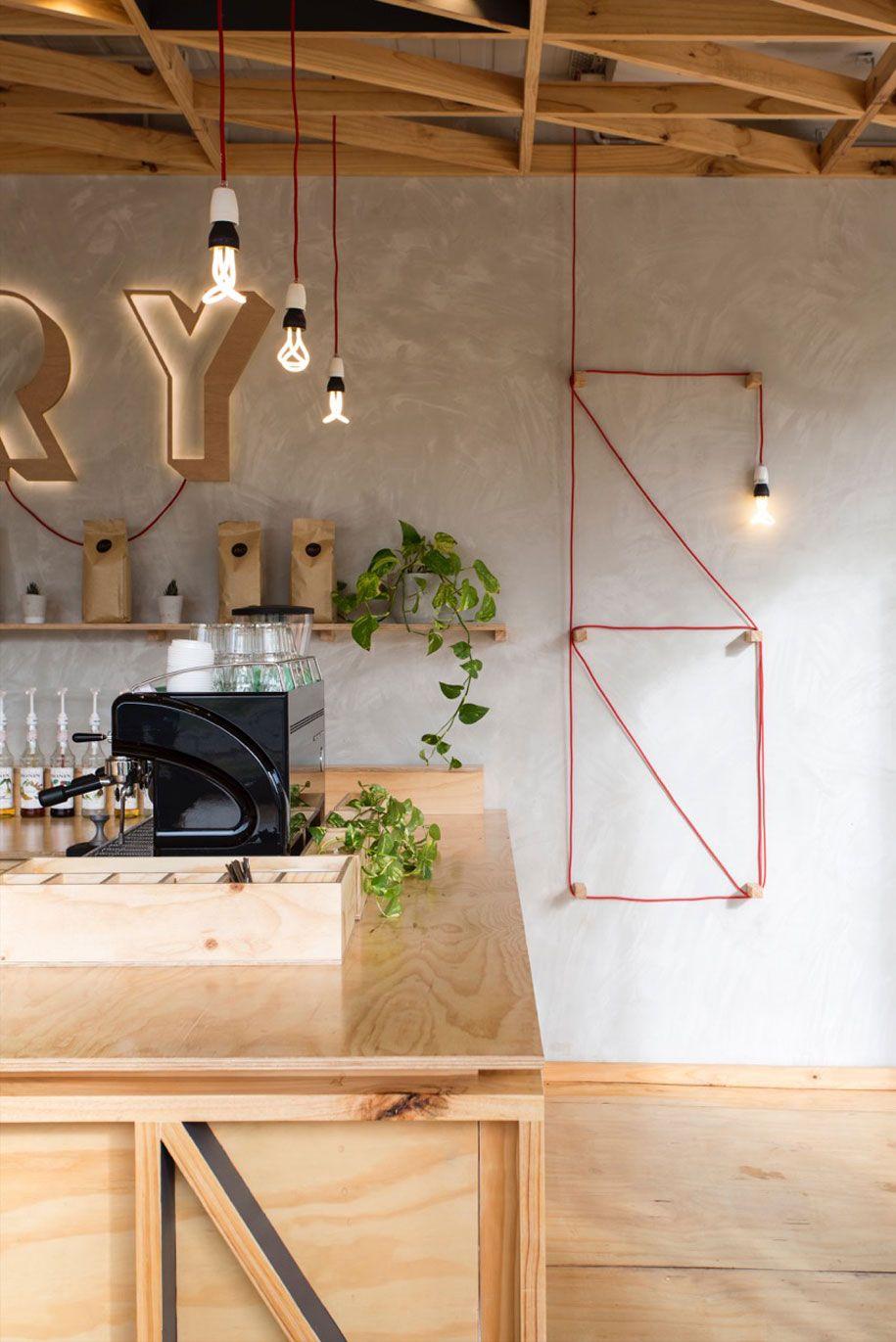 a dark prison becomes light cafe | coffee shop | pinterest