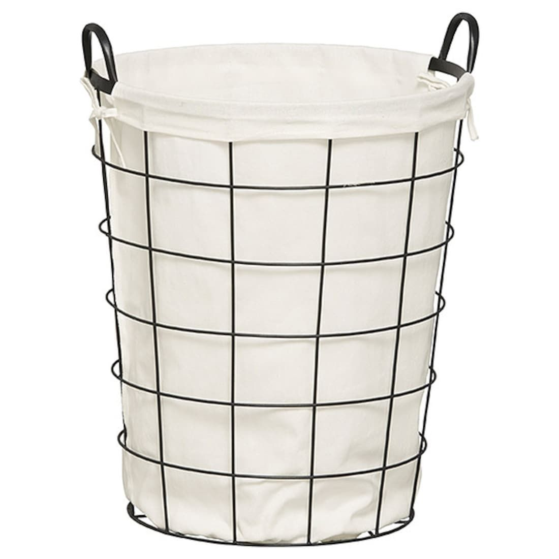 Metal Laundry Hamper Black Metal Laundry Basket Laundry