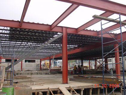 Estructura Metálicas Y Naves Industriales Arquitectura En