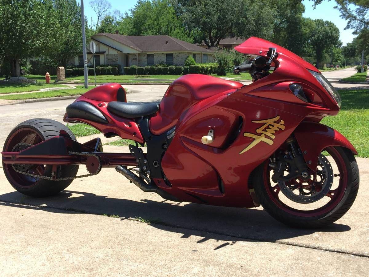 Custom Busa Found It On Craigslist Custom Sport Bikes Sportbikes Fast Bikes